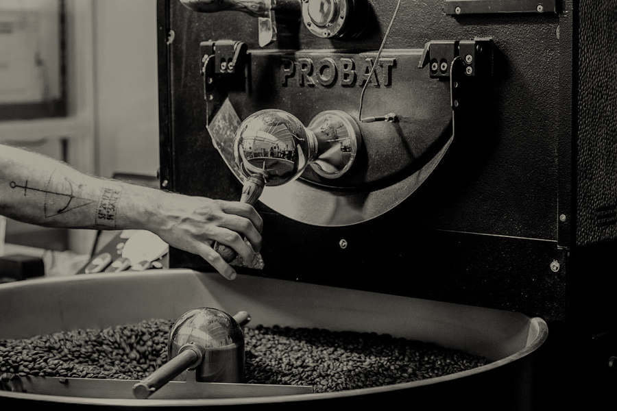 Fjord Coffee Roasters Packaging Text - Anna Dorothea Ker