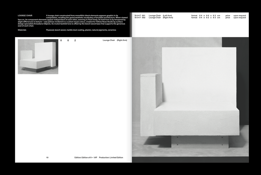 Yellow Nose Studio N-04 Catalogue - Anna Dorothea Ker