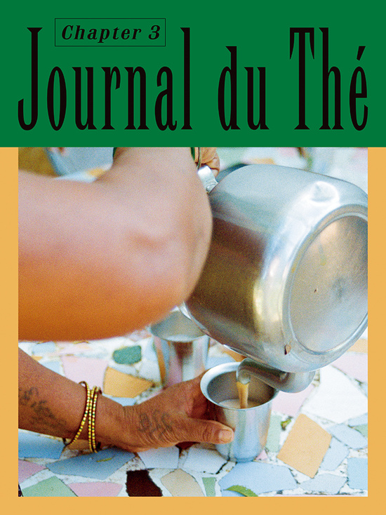 Copyediting for Journal du Thé - Anna Dorothea Ker