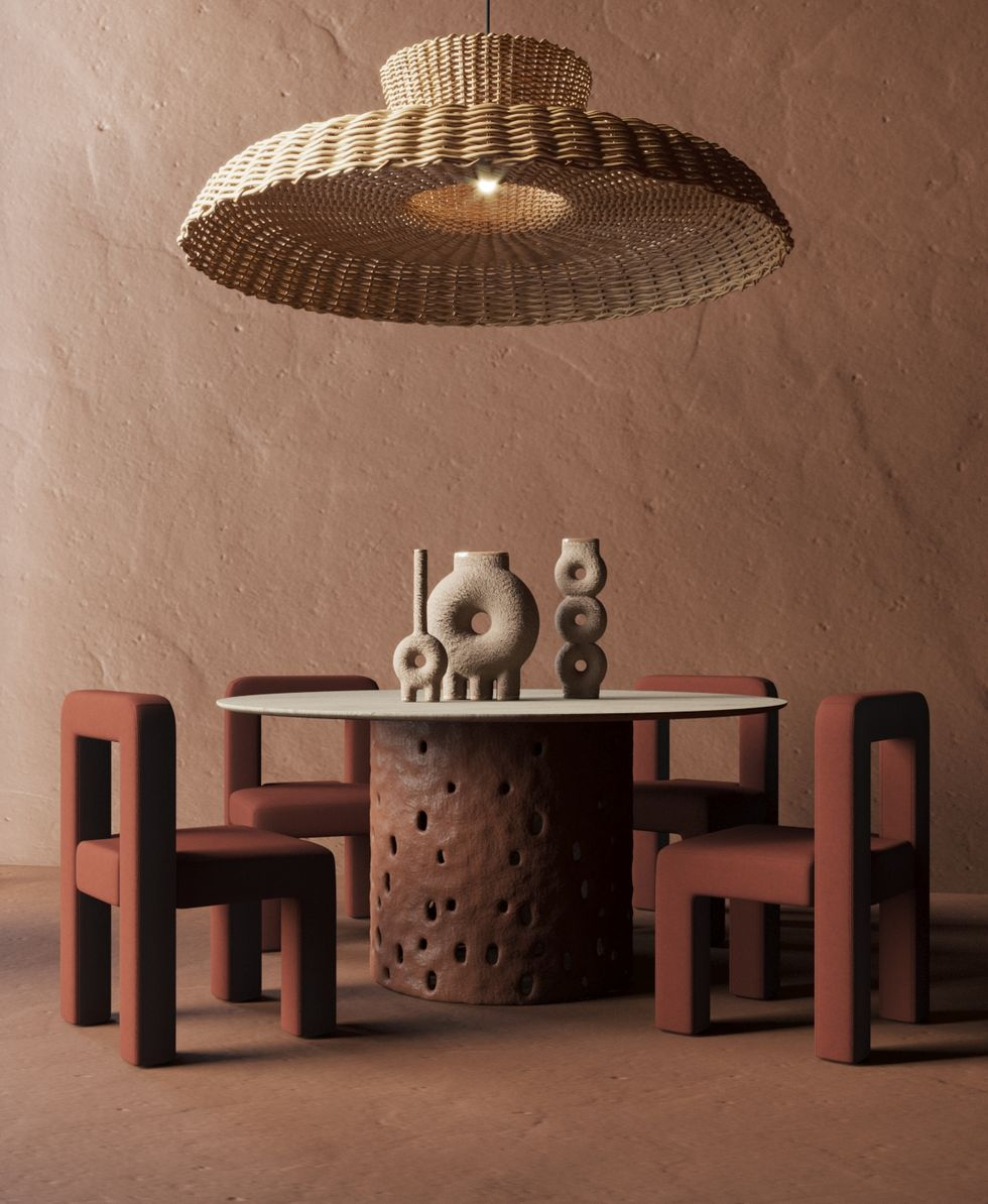 At Collectible for ELLE Decoration - Anna Dorothea Ker